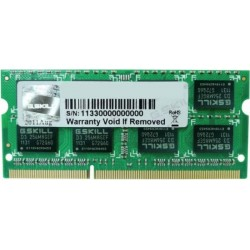 G.Skill DDR3L 4GB 1600MHz CL11 SO-DIMM 1.35V - LaptopStrong.ro