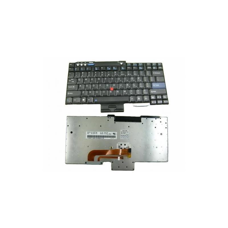 Tastatura laptop IBM ThinkPad W500