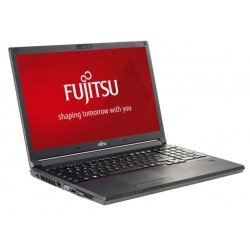 "Laptop Fujitsu LifeBook E756 , Display 14"" FHD, Proc i5-6200, 8GB RAM, SSD 256GB, Cooler + Mouse CADOU - LaptopStrong.ro"