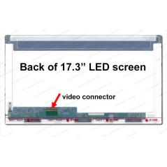 """Display laptop refurbished 17.3"""" LED HD+ Garantie 12 luni - LaptopStrong.ro"""