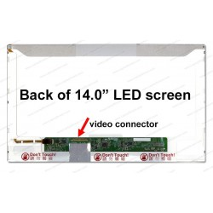 """Display laptop refurbished 14.0"""" LED HD cod HB140WX1-100 Garantie 12 luni - LaptopStrong.ro"""