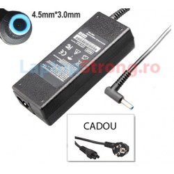 Incarcator laptop HP 65W / 3.34A / 19.5V / conector 4.5 * 3.0 mm
