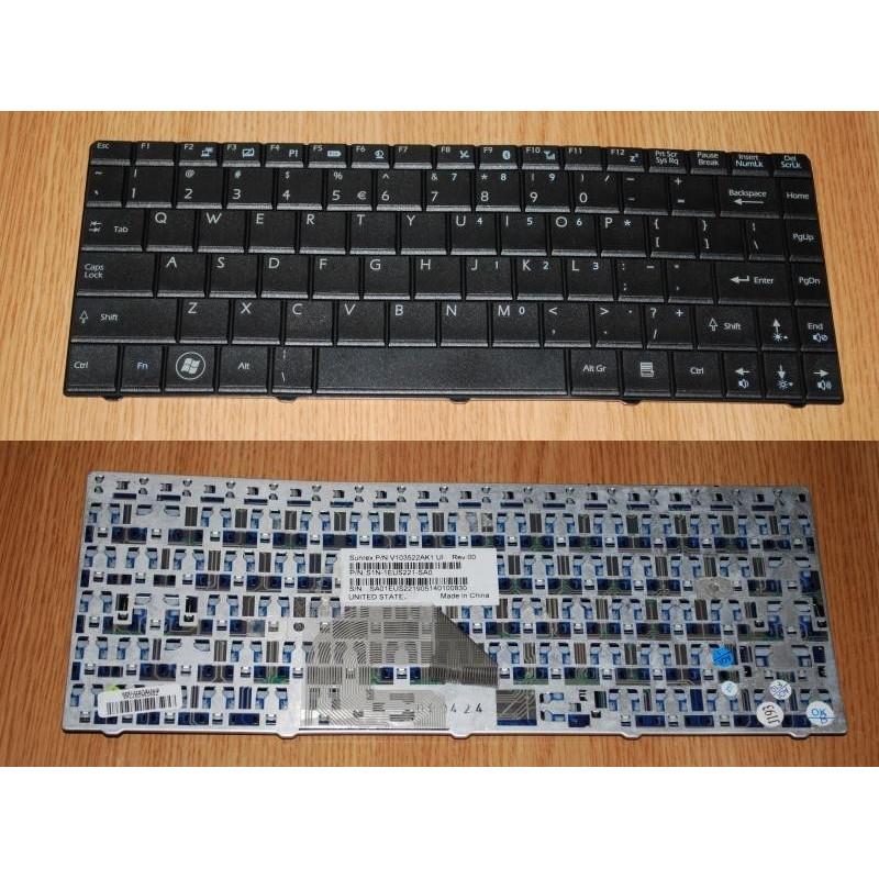 Tastatura laptop MSI X340-Tastaturi laptop MSI