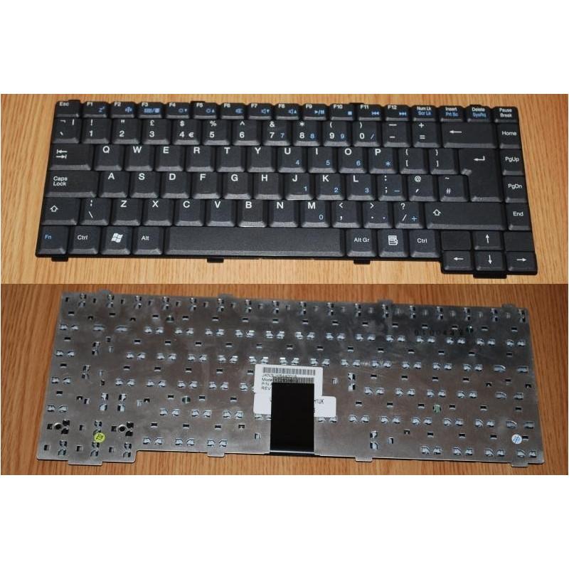 Tastatura laptop Advent 7211