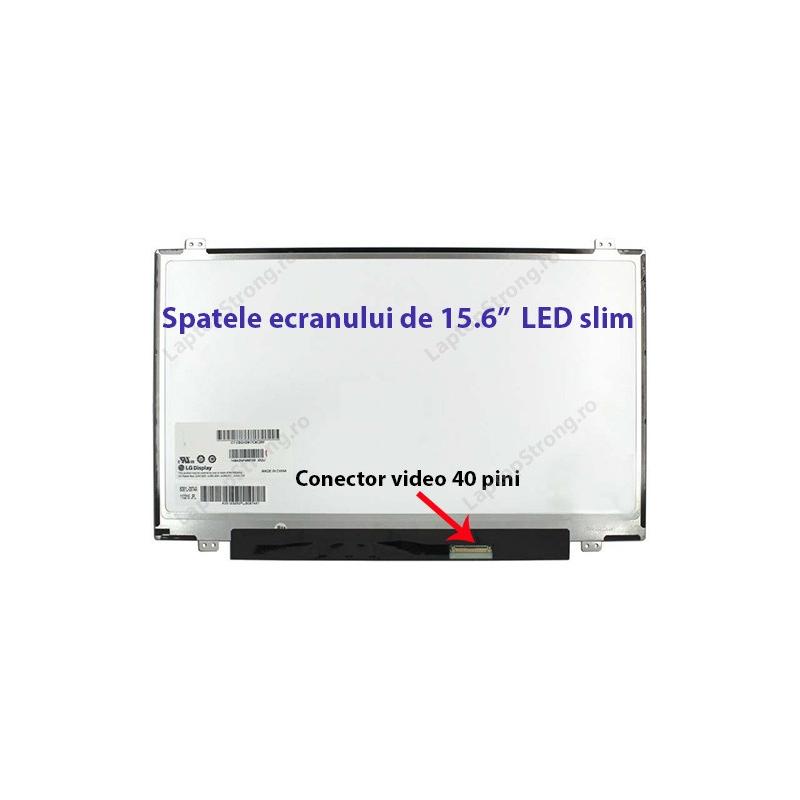 """Display Toshiba 15.6"""" LED SLIM 40 pini"""