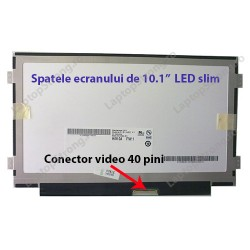 "Display HP 10.1"" LED SLIM 1024×600 - LaptopStrong.ro"