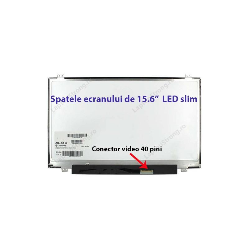"""Display HP 15.6"""" LED SLIM 40 pini"""
