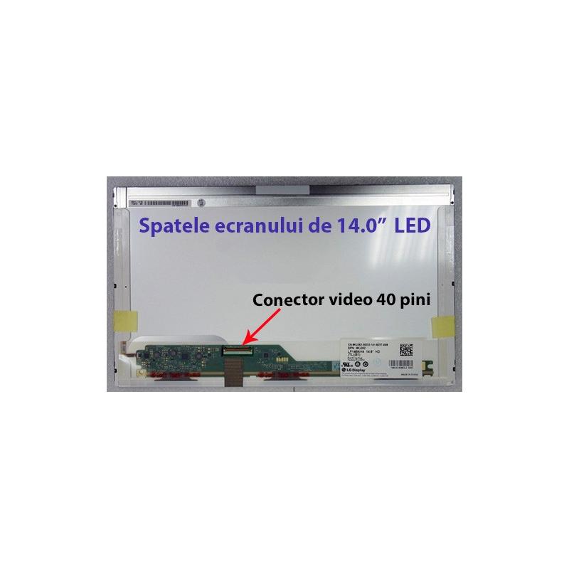"Display laptop HP 14.0"" LED HD 1366 x 768"
