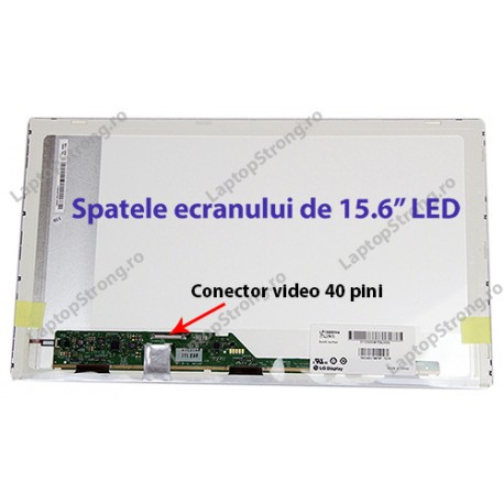 "Display HP 15.6"" LED HD 1366 x 768"