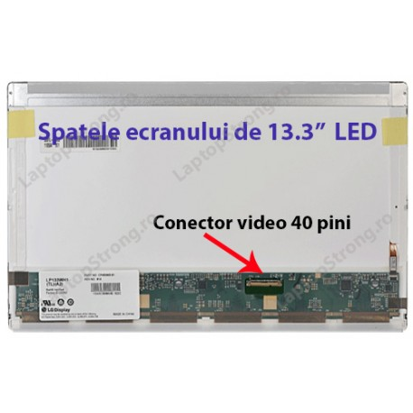 "Display laptop HP 13.3"" LED HD 1366 x 768"