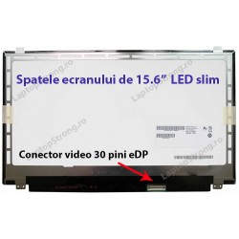 """Display laptop Samsung 15.6"""" LED SLIM 30 pini eDP - LaptopStrong.ro"""