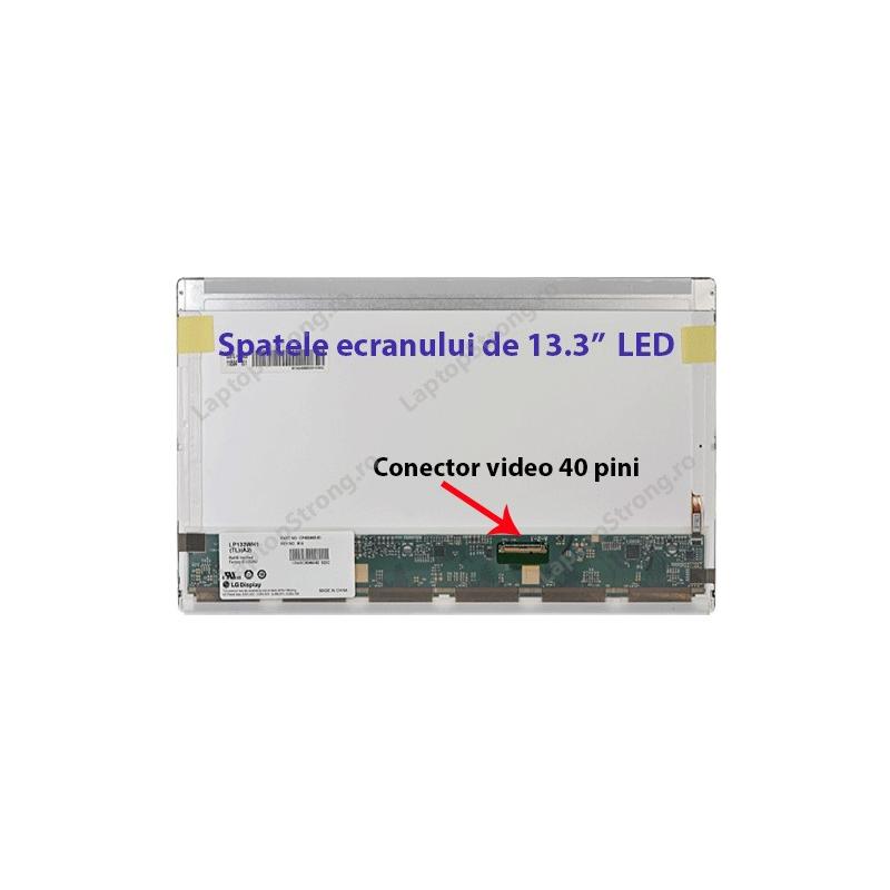 "Display laptop Dell 13.3"" LED HD 1366 x 768"