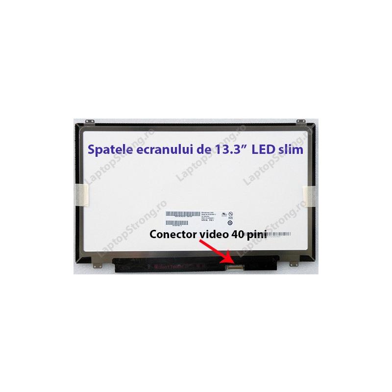"Display laptop Dell 13.3"" LED Slim HD 1366 x 768"