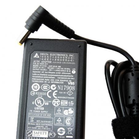 Incarcator original laptop Acer TravelMate 8106 8000 65W