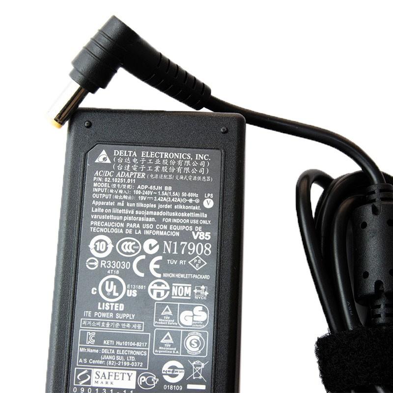 Incarcator original laptop Acer Extensa 7620 65W