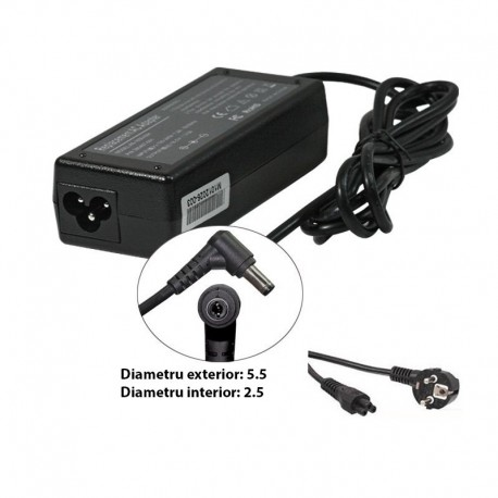 Incarcator laptop Asus 90W 4.74A / 19V / conector 5.5 * 2.5 mm