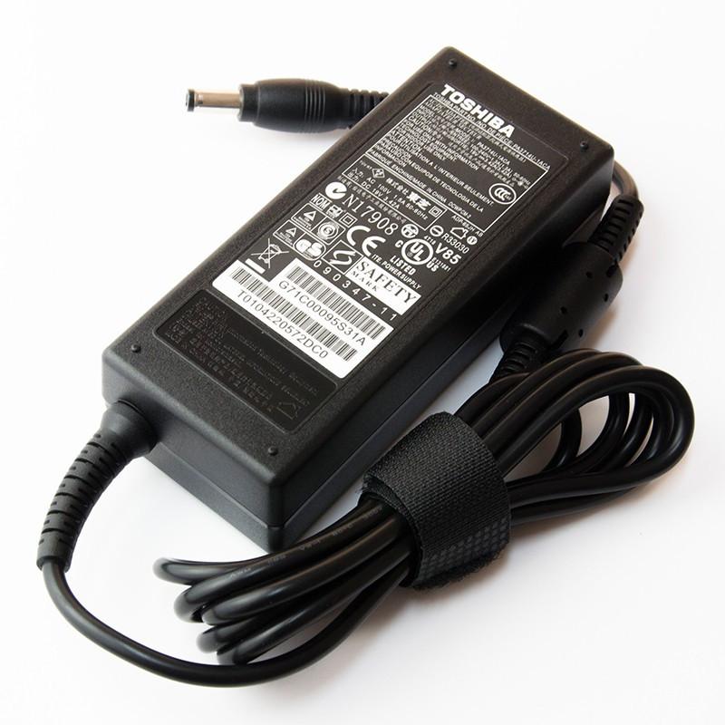 Incarcator laptop original Toshiba Satellite L500-1XJ 19V 3.42A 65W