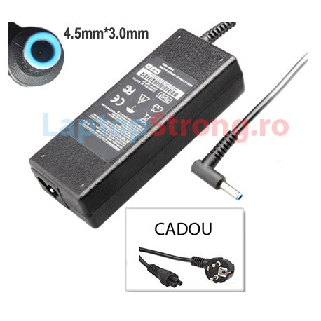 Incarcator laptop HP 90W / 4.7A / 19.5V / conector 4.5 * 3.0 mm